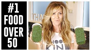 Look Younger By Eating This food Every Day! Anti Aging Secret Exposed | Fabulous50s