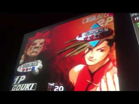 Street Fighter III : 3rd Strike - Speed Comparison, CPS3 vs