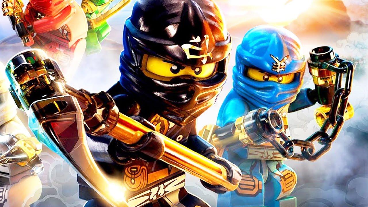 LEGO Ninjago Shadow of Ronin Launch Trailer #VideoJuegos #Consolas
