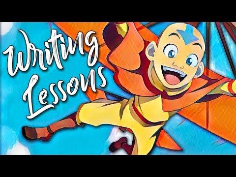 Avatar: Legenda o Aangovi – Jak napsat pozadí příběhu postavy