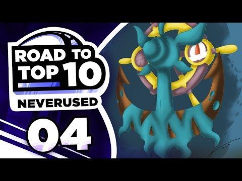 Pokemon Showdown Road to Top Ten: Pokemon Ultra Sun & Moon NU w/ PokeaimMD #4