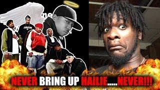 Eminem - Haillie's Revenge (Ja rule Di$$) REACTION!