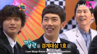 [TIME2SUB] 110513 50 Million Questions - 2AM (eng subs) 1/4