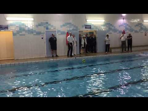 Prince William Drops the Ball for Water Polo