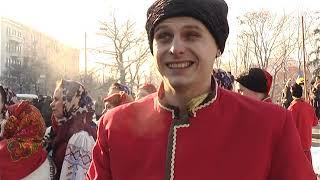 День Соборності відзначили у Харкові