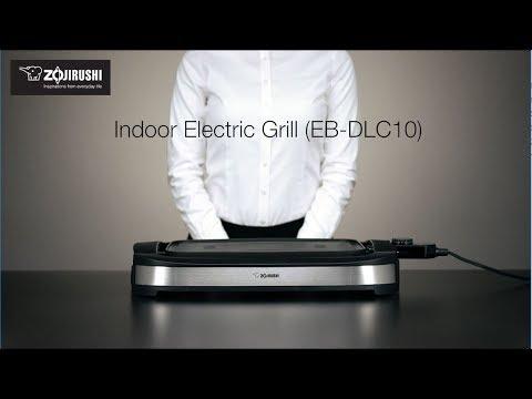 , Zojirushi EB-DLC10 Indoor Electric Grill