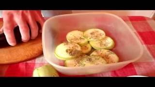 Как мариновать и жарить овощи на мангале