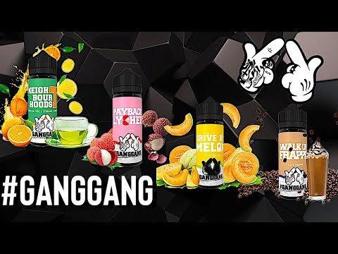 YouTube Video zu Ganggang Neighbour Hoods T Longfill Aroma 20 ml für 120 ml
