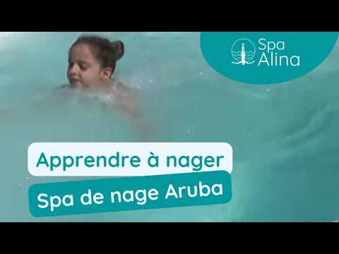 Video Youtube Spa de nage Aruba 5 places