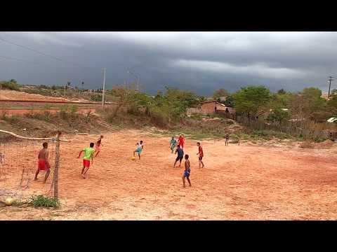 Pelada de Futebol - Alto Alegre do Pindaré MA.