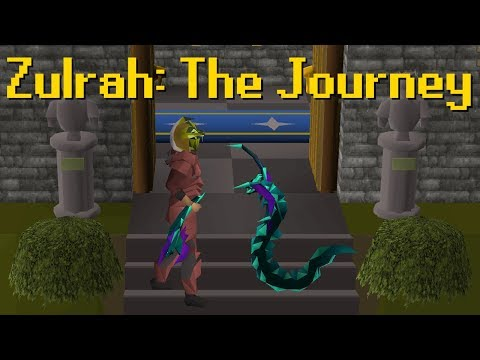 OSRS] HCIM Zulrah: The Complete Journey - WildMudkip - Video
