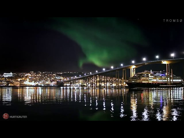 Uk Offers Norway Cruises Northern Lights Promise