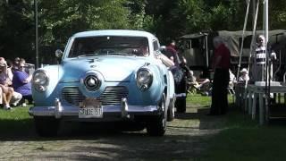 Studebakers at the Ypsilanti Orphan Car Show 2016