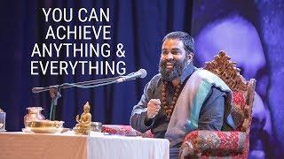 நீ மனிதனாய் பிறந்ததே வெற்றியின் உச்சம் ! - Life-Changing speech by Shri Aasaanji