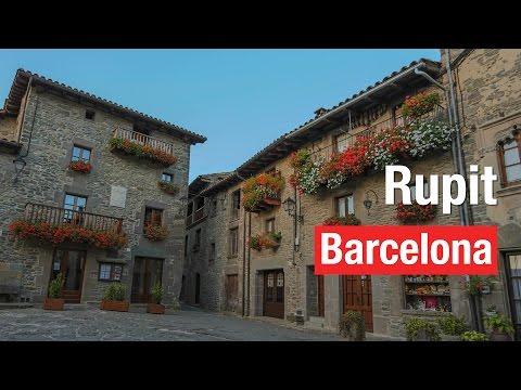 Rupit Un pueblo con encanto en Barcelona (Full HD)