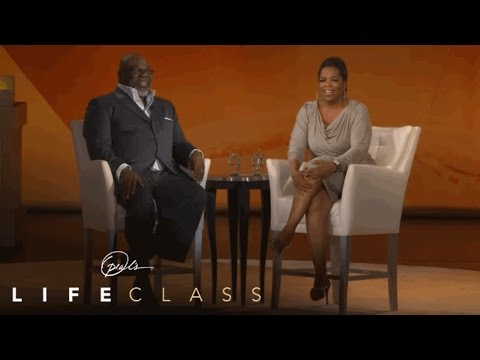 TD Jakes Teaches Oprah's Masterclass:You Shouldn't Confuse