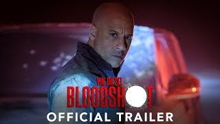 VIDEO: BLOODSHOT – Off. Trailer