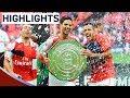 Arsenal v Manchester City 3-0 Community Shield.
