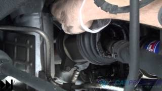 CV Drive Axle Replacement Nissan Altima