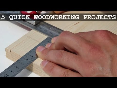 The Best Way To Find Small Woodworking Project Plans And Information