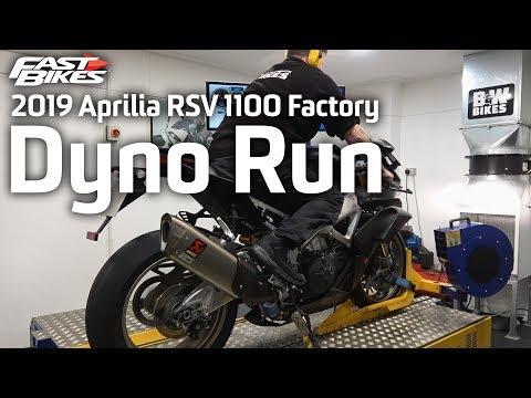 2019 Aprilia RSV4 1100 Factory | Dyno Run | Ultimate Sports Bike