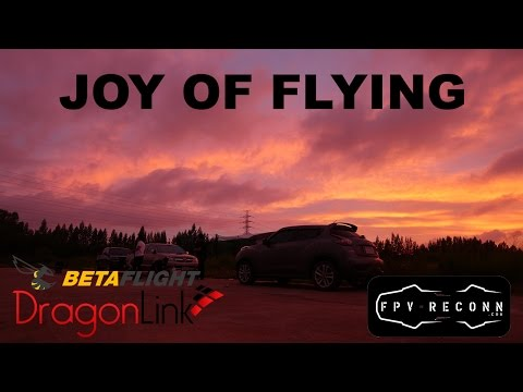 FPV Quadcopter - RD180 - Simply The Joy Of Flying - Thailand