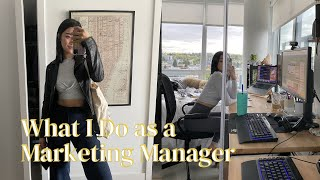 Day In The Life of a Marketing Manager (WFH Edition!)