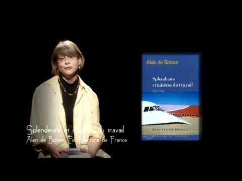 Vidéo de Alain de Botton