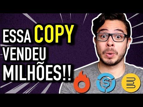 COPY: Os 3 PASSOS da Copy que vendeu MILHÕES na internet!
