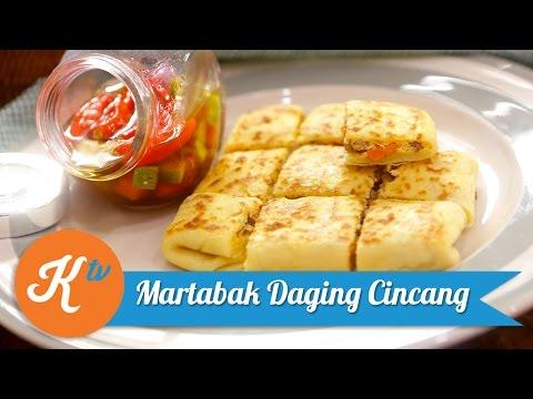 Video Resep Martabak Daging Cincang | FARAH QUINN