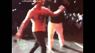 Ja Rule ft Bobby Brown 'Thug Lovin' LIVE 2016 pt2