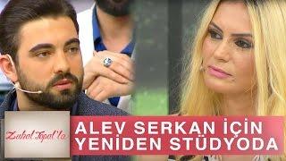 Zuhal Topal'la 185. Bölüm (HD) | Alev, Serkan İçin Geri Geldi, Serkan'ın Cevabı Ne Oldu?