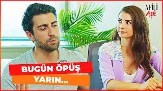 Takipçileri AYKER'in ÖPÜŞMESİNİ İstiyor   Afili Aşk 9. Bölüm