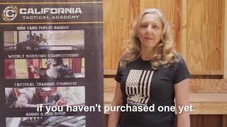 Women Only Beginner Pistol Class