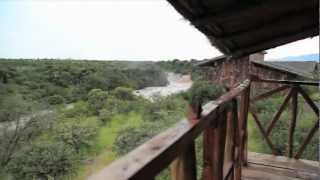 Awash Falls Lodge In Awash National Park, Ethiopia