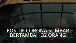 UPDATE Corona Sumbar Senin 20 September 2021 Pagi: Tambah 32, Total Mencai 88.786 Kasus Covid-19