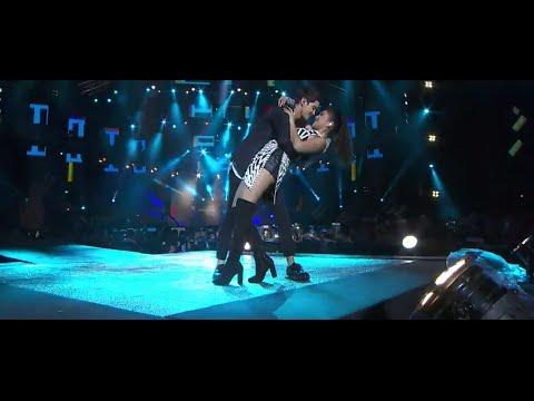 FULL: James Reid and Nadine Lustre at MTV Music Evolution (6/24/16)