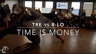 Tre vs R-LO | All Styles Top 16 | Time I$ Money | #SXSTV