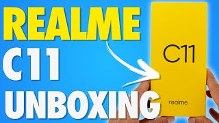 Realme C11 Unboxing And Hands On Experience: A Very Interesting Option