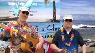 I Voted for Jimmy Buffett for President - Official Music Video