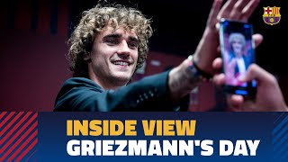 [BEHIND THE SCENES] Griezmann