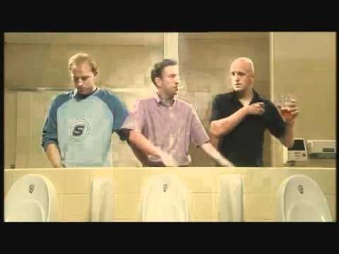 Miten miesten vessassa oikeasti toimitaan