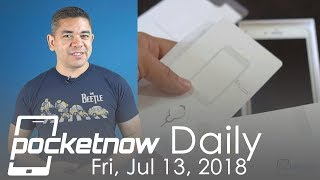 iPhone X 2018 eSIM concerns, full Photoshop on iOS & more – Pocketnow Daily