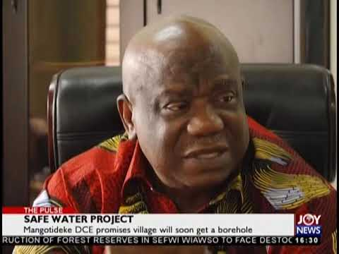Safe Water Project - The Pulse on JoyNews (25-9-18)