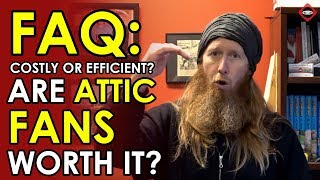 Are Attic Fans Worth It?   When To Install An Attic Fan