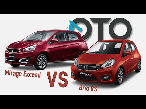 Mirage Exceed vs Brio RS I OTO.com