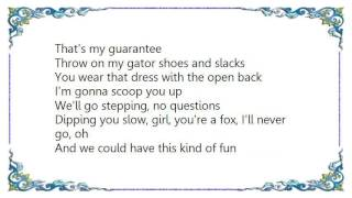 Charlie Wilson - My Guarantee Lyrics