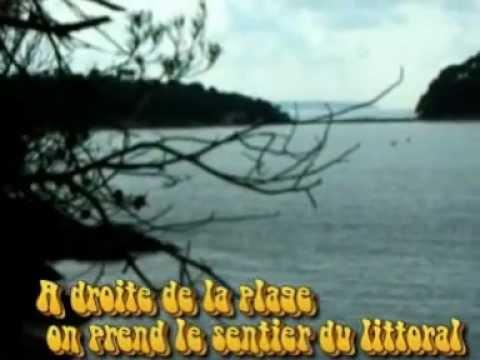 A 4 km Balade sur le sentier du littoral de Brégançon à l'Estagnol à Bormes les Mimosas