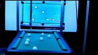 Would you like to play pool with robot?