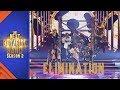 Team Girls Performance Thunder Young Dumb Broke I Elimination I The Next Boy Girl Band S2 GTV